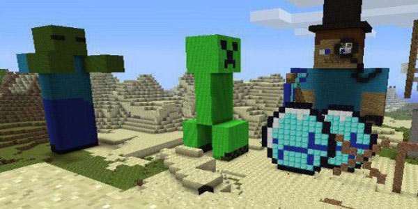 Another Minecraft Xbox 360 Update: 8 New features added | GameGravy