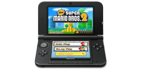 New Super Mario Bros 2 And Nintendo 3ds Xl Hits Stores Gamegravy
