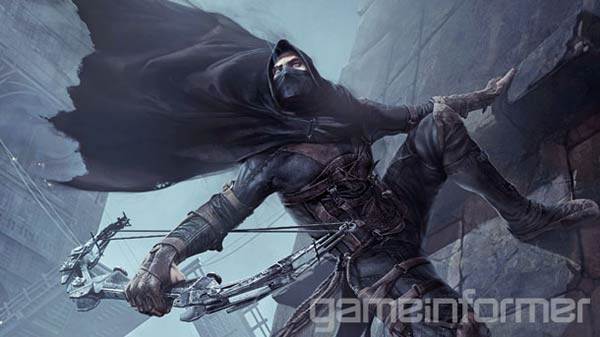 thief-gameinformer-cover