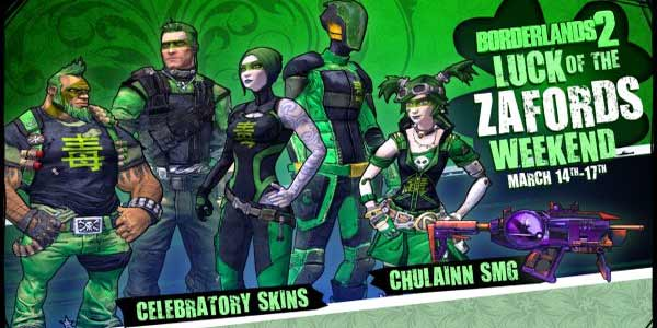 borderlands-2-shift-code-st-patricks-day-skins