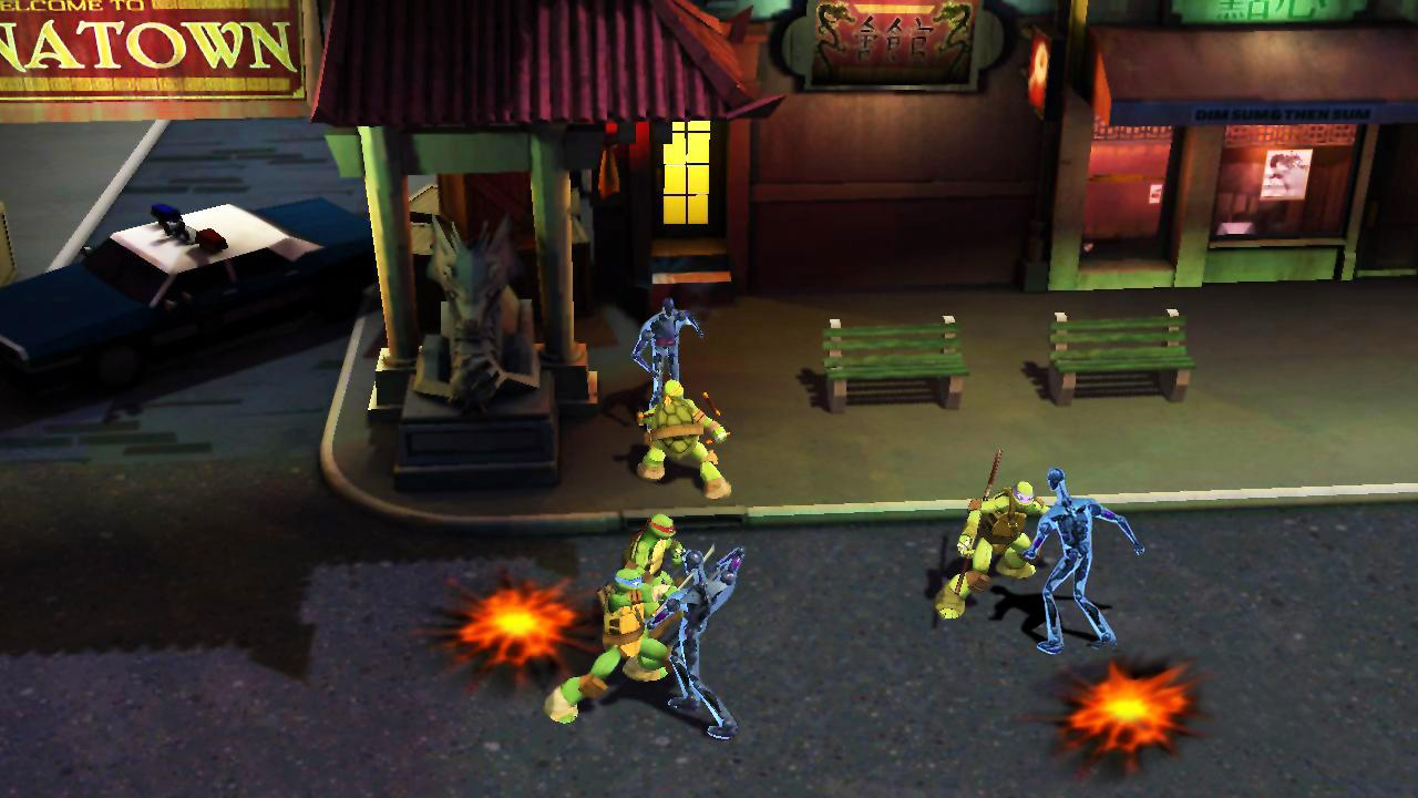 Nickelodeon's Teenage Mutant Ninja Turtles   GameGravy
