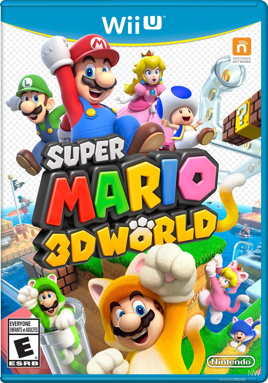 Super Mario 3d World Review Gamegravy