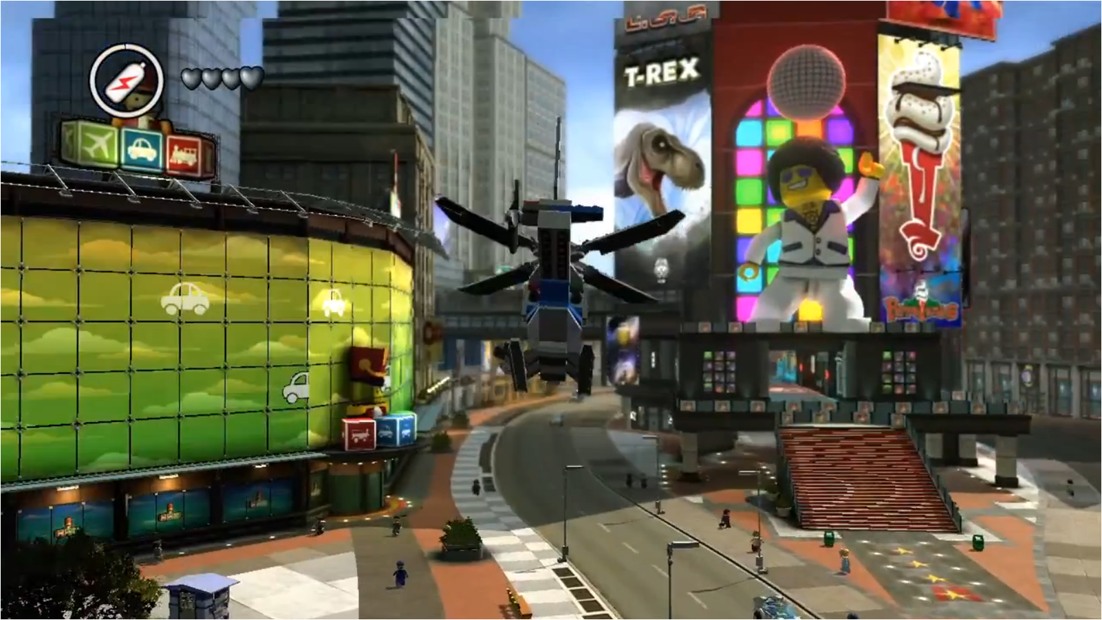 Lego City Undercover Review Gamegravy
