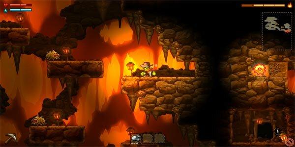steamworld-dig-drill-cave
