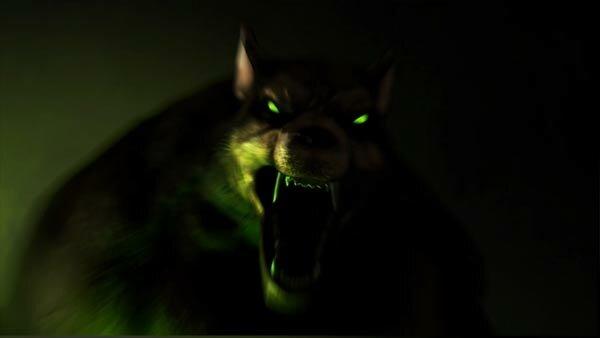 InfinityRunner_werewolf