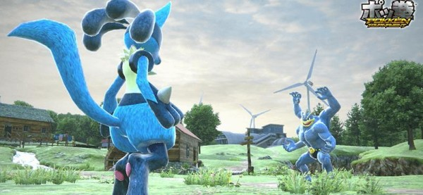Pokken-Fighters-