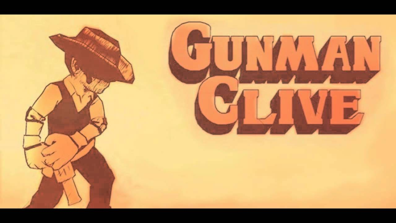 The Wii U can also get HD Collections!! Gunman Clive 1 & 2 Coming
