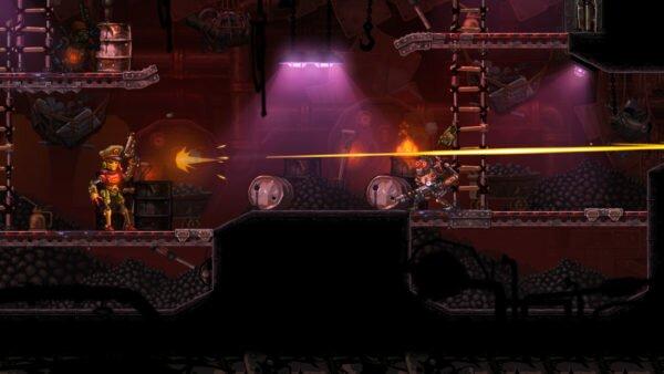 SteamWorld Heist screenshot 05