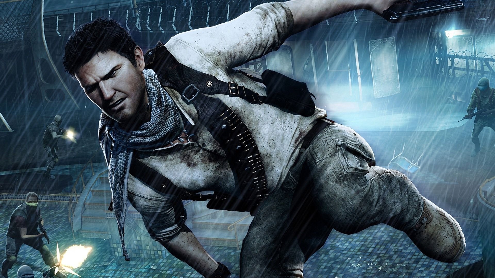 Uncharted: The Nathan Drake Collection gameplay and ...