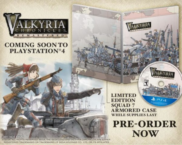 valkyria-chronicles-collector edition
